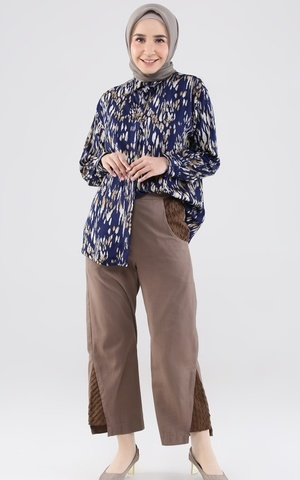 Jumi Pants Brown