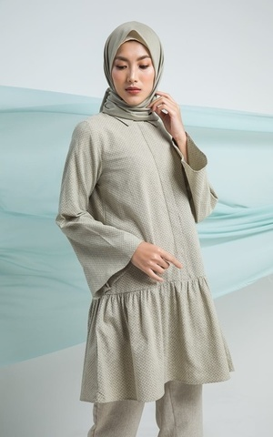 Ashita Tunic Brown