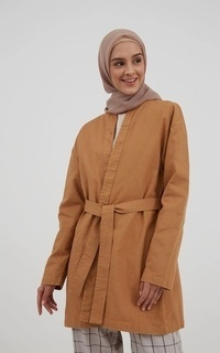 Cardigan Ayesha Sweet Outer Brown