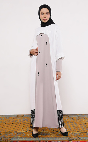Hamra Set Abaya Outer for HIJUP