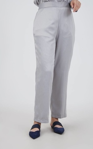 Barlisa Pants Sateen Grey