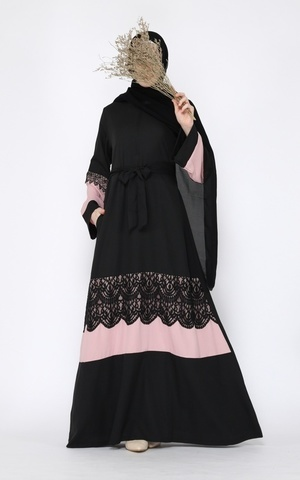 Dress Gamis Abaya Ceyda