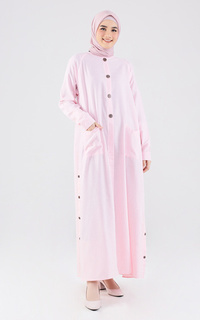 Long Dress Gamis Isdihar