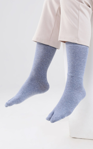 Pastel Thumb Socks