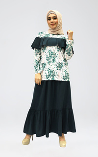 Blus Sibela By Aisaa - Blouse Two Layer