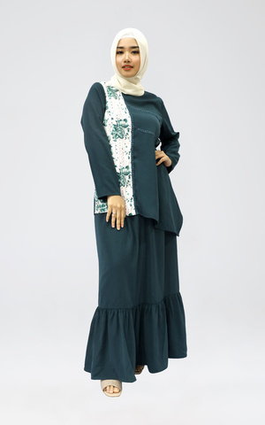 Sibela By Aisaa - Ruffle Skirt