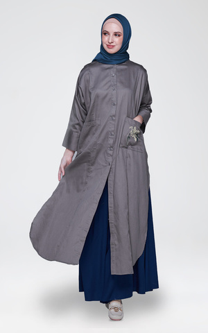New Alocia Long Tunic