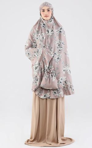 Tiara 437 Jannah Syauqiah Brown