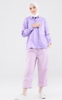 Pants New Purple Nolan