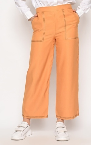 Sunny Pants Saffron