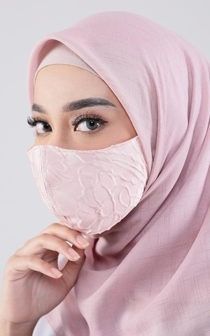 3 Ply Embossed Mask