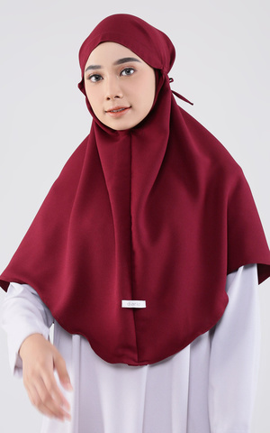 Bergo Ayyara For HIJUP