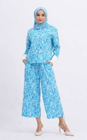 ZENNA SET BLUE