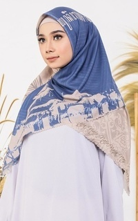 Printed Scarf Clemira Scarf