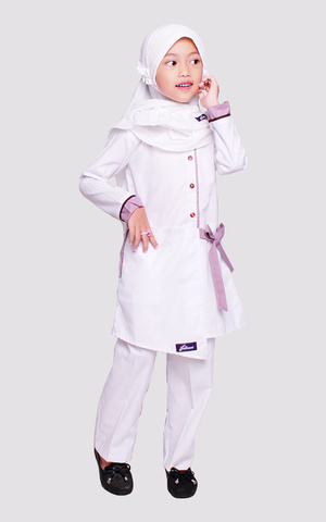 Tunic Set Sheya Kids Big Size