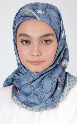 Roujak - Le Hijab Denim