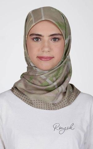 Roujak - Le Hijab Seine Khaki