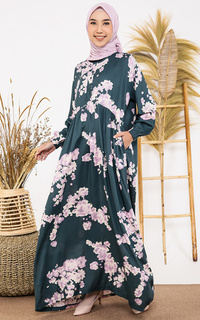 Rosiy Dress Tosca