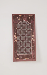 Sajadah Anna Travel Praying Mat in Aztec