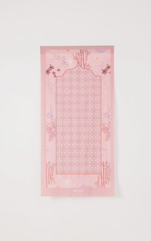 Anna Travel Praying Mat in Primrose