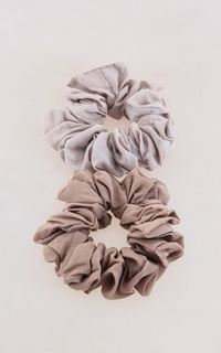 Headpiece Scrunchie Set