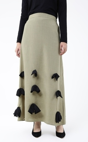 Ethniq Couture-Fatma Skirt 12.12