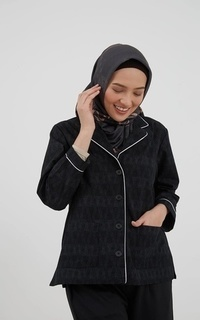 Cardigan Safina Simply Outer Black