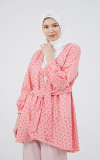 Cardigan Fadla Outer Pink