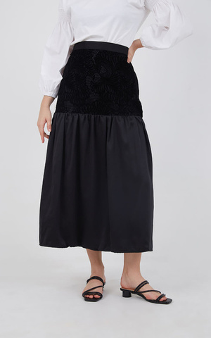 Farmi Skirt Black