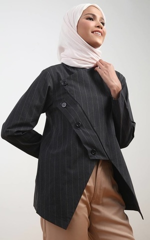 Marvie Outer Black