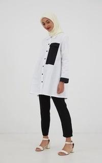Tunic Kalista Top White