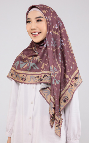 Hijab Motif Tree of Life