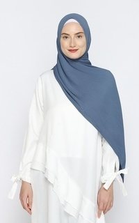 Pashmina Hawa 1.0 Hijab Plisket - Moonlight
