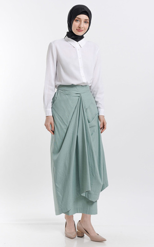 MINT FAIQA SKIRT
