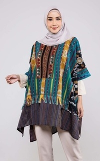 Blus Gayo 2 Side Outer Top