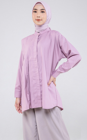 Senka Pleats Blouse