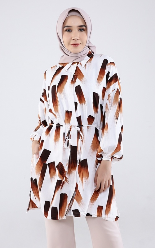 Tunic - Hanani Tunic - Brown