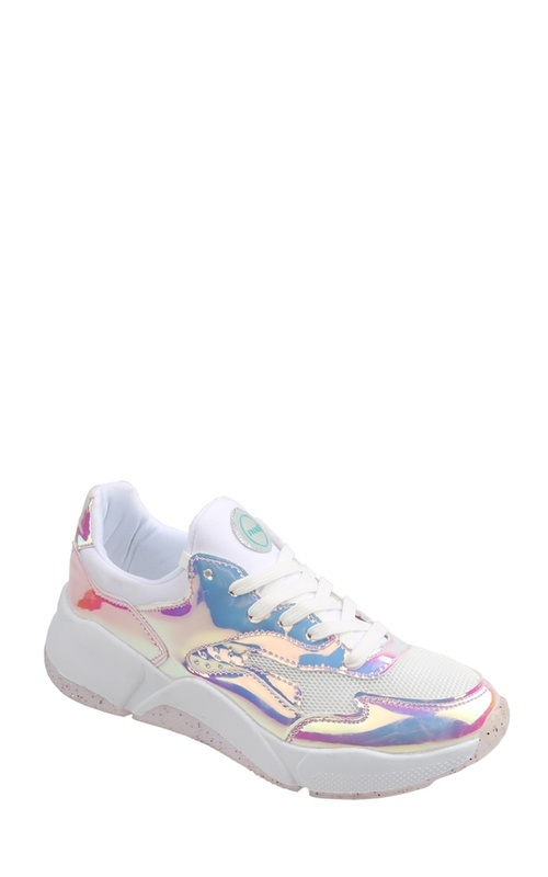 Shoes - Sneakers Pancho in White - White