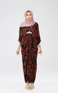Kaftan Brown Abstract