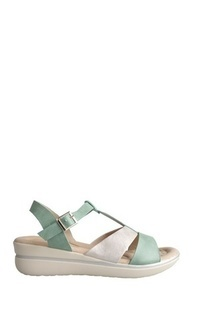 Shoes Aland - Sling Back in Green