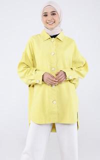 Yellow Lea Shirt