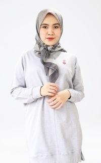 Ukh Basic Sweatshirt Misty