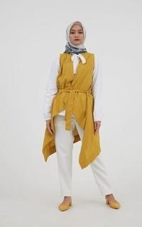 Geida Simply Long Outer Yellow