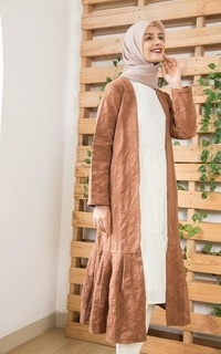 Elena Flare Outer Brown