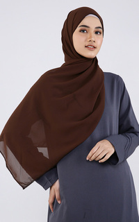 Pashmina Daily Brown