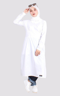 Tunic Long Tunic Areeni White