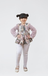 LEMA BLOUSE KIDS