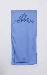 Sajadah Tiara 032 Azarine Yusriyah Travel Blue