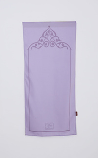 Sajadah Tiara 032 Azarine Yusriyah Travel Purple