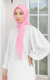 Mima Square Dusty Pink